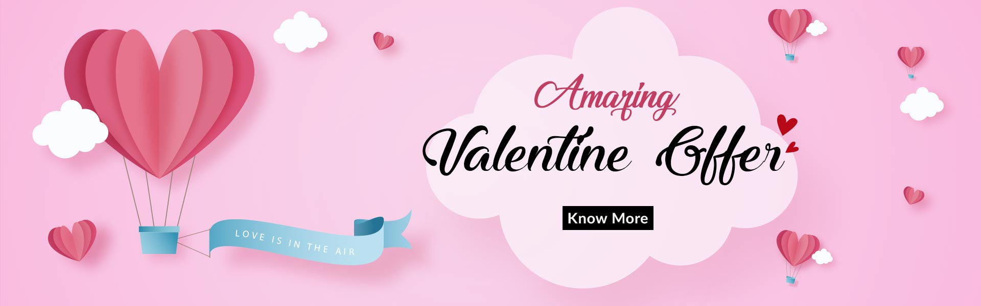 Valentine Offer 2018