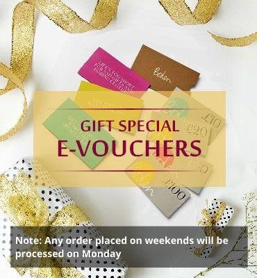Send Gift Vouchers