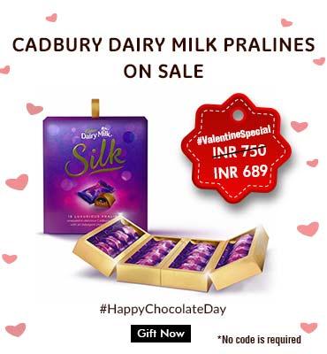 Happy Chocolate Day Sale